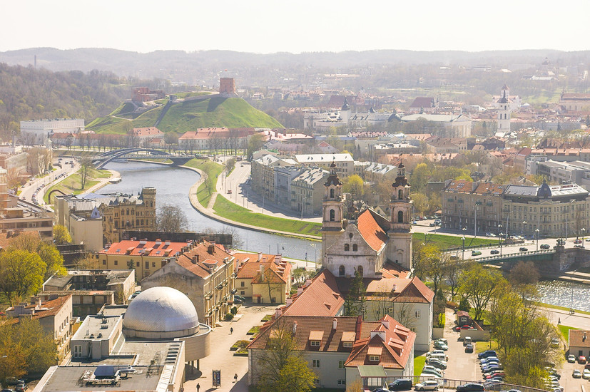 Exploring the Allure of Vilnius