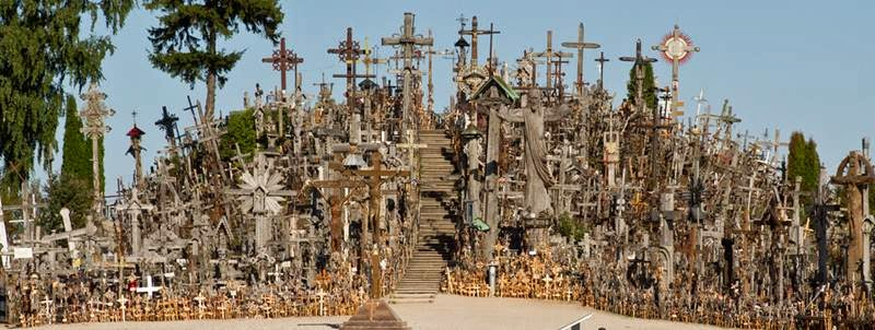 Hill of Crosses, Siauliai – A Symbol of Freedom and Devotion