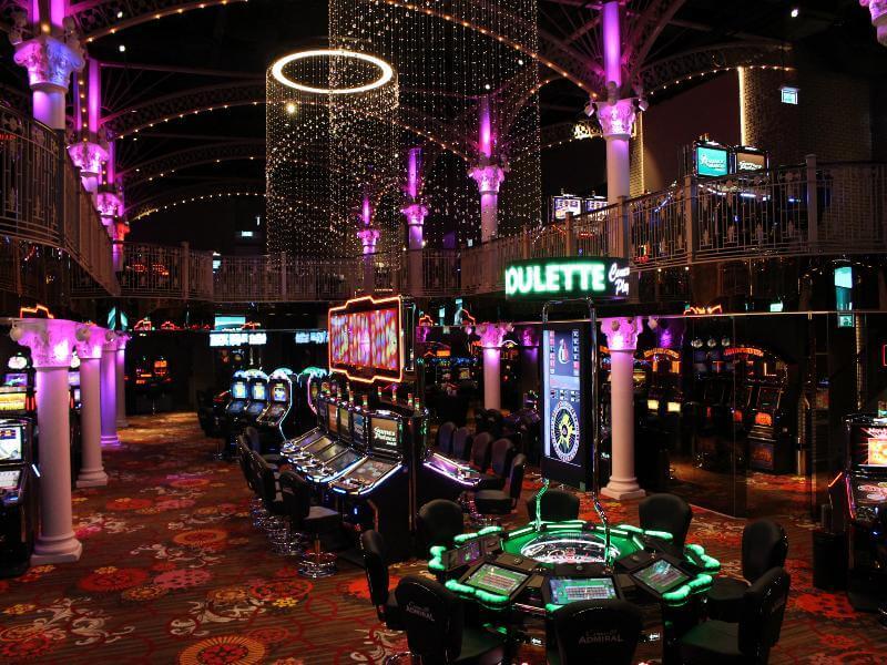 Casino in Schiphol Airport