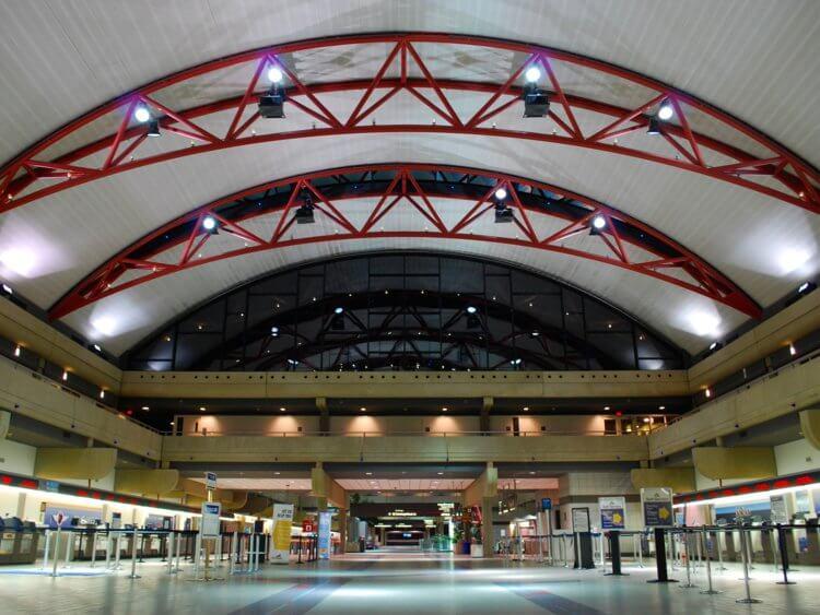 Pittsburgh Airport US