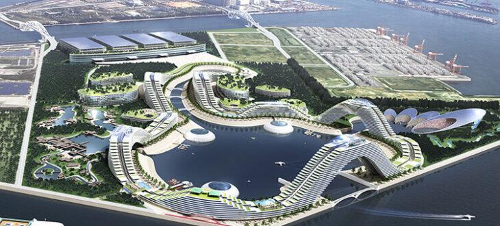 integrated casino resort japan
