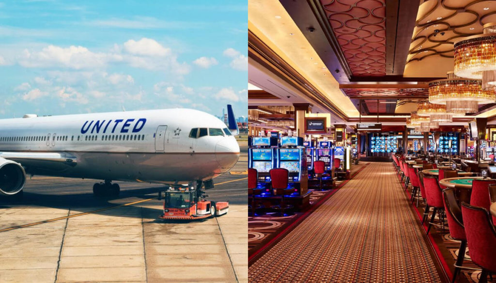 Top 5 airports you can gamble at